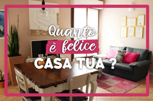 Casa in ordine e pulita